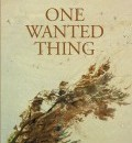 Cover image for One Wanted Thing by Cherry Smyth